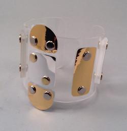 Mixmetal bracelet