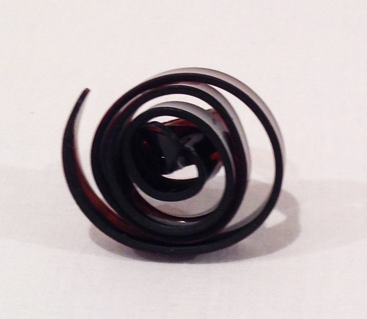 Spiralcarey ring