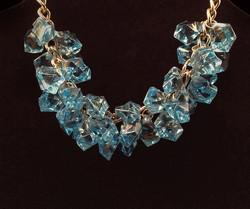 Blueice necklace