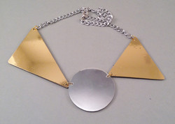 Silcircle necklace