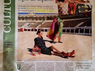 Dolores&Lola en Diario Jaén