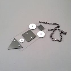 Greycredit necklace