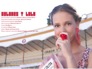 Dolores&Lola en Solis Magazine