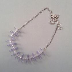 Reel necklace