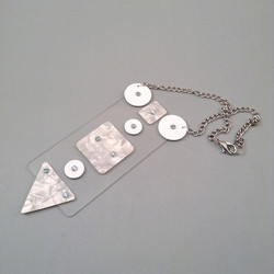 Nacredit necklace