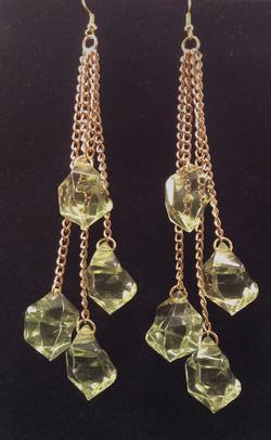 Greenice earrings