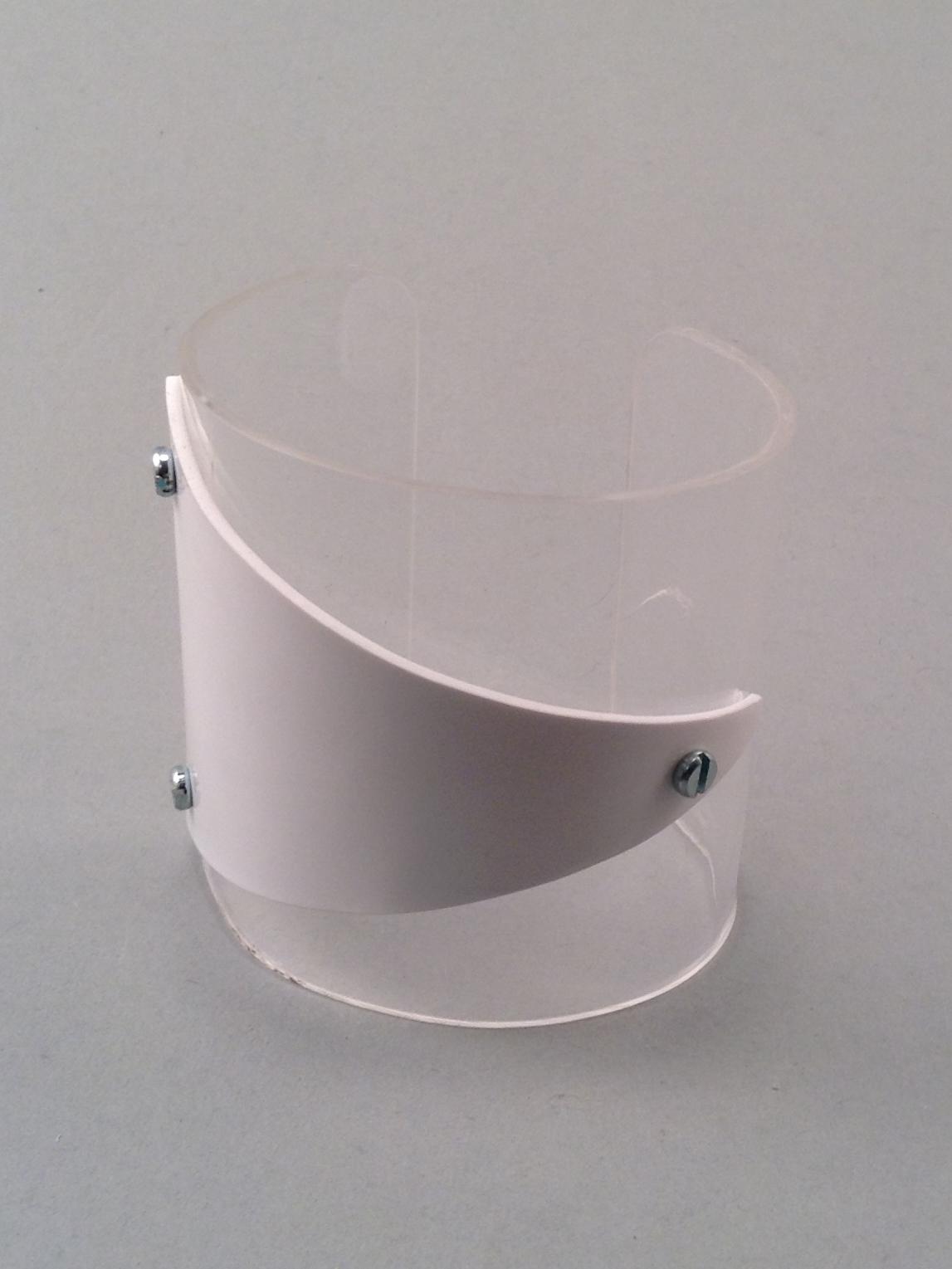 Whitetri bracelet