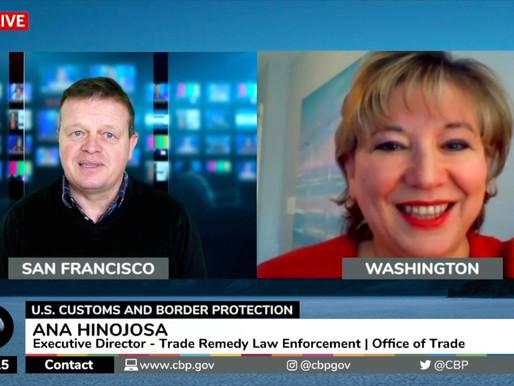 Ana Hinojosa, Executive Director, U.S. Customs & Border Protection