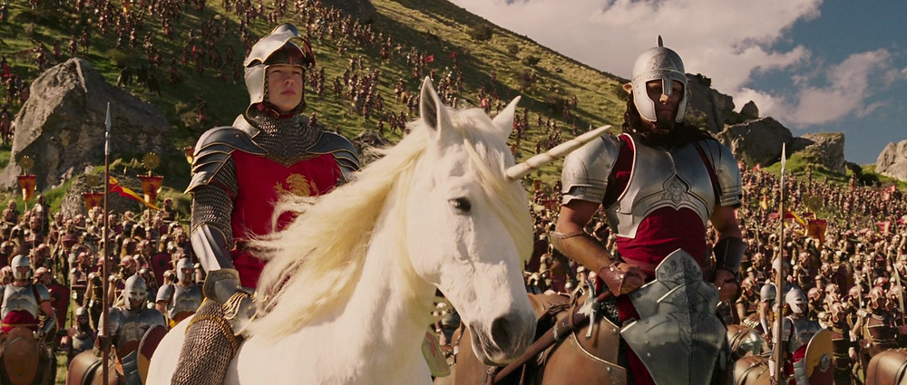 Happy Unicorn Day: Unicorns in Fiction Chronicles of Narnia