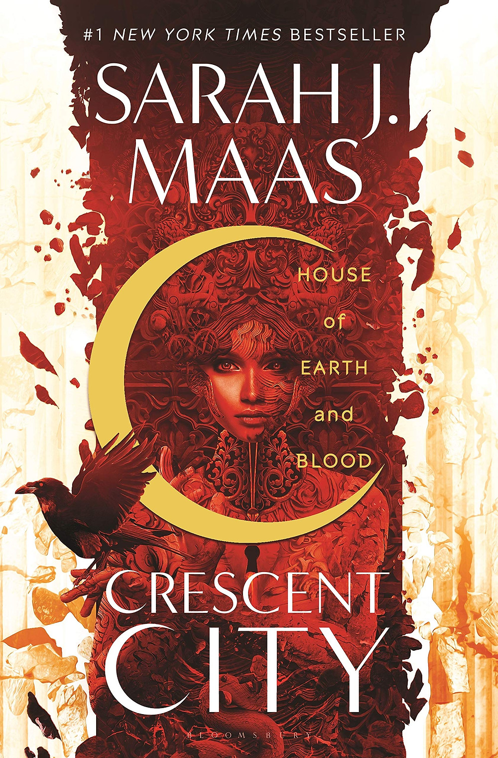 House of Earth and Blood Sarah J. Maas best of 2020