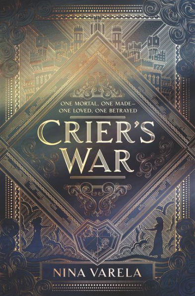 Crier's War Pride Month Coffee, Book, and Candle
