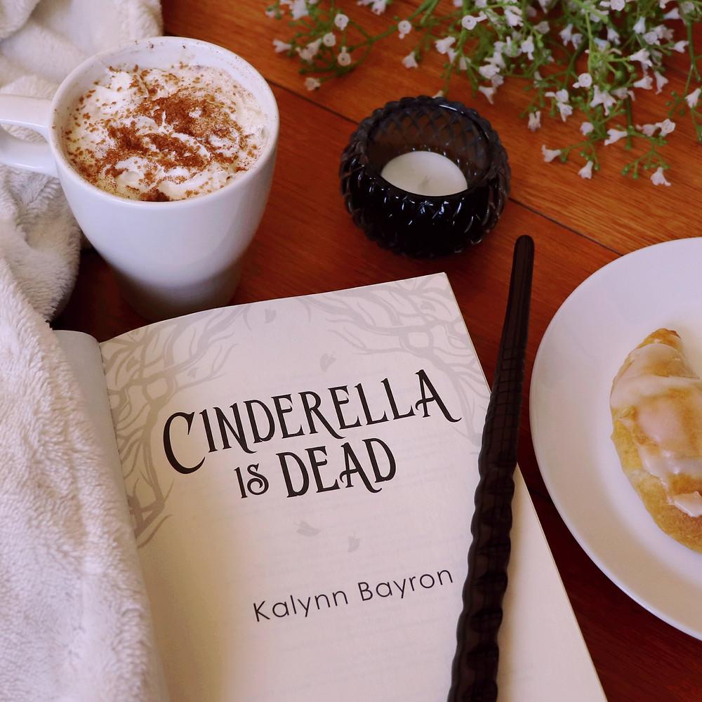 @coffeebookandcandle Cinderella Is Dead Book Review