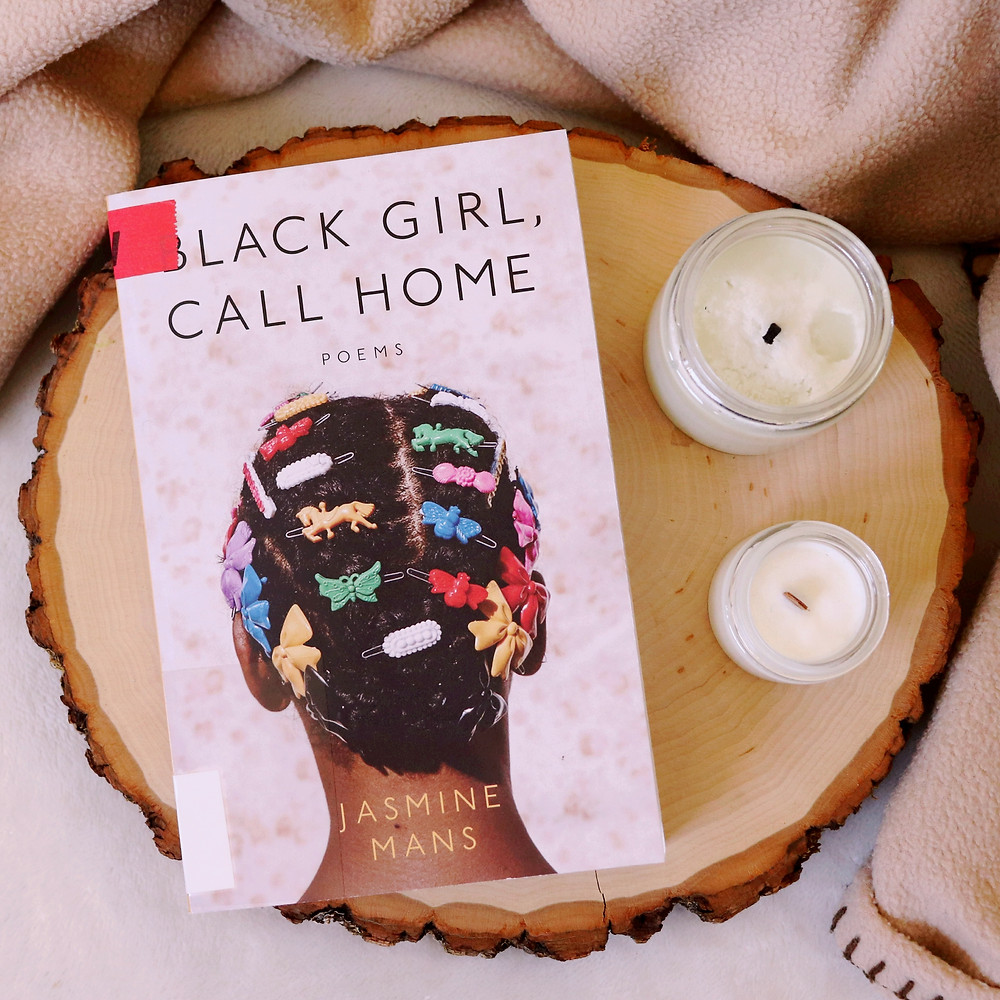 Black Girl, Call Home Book Review Coffee, Book, and Candle
