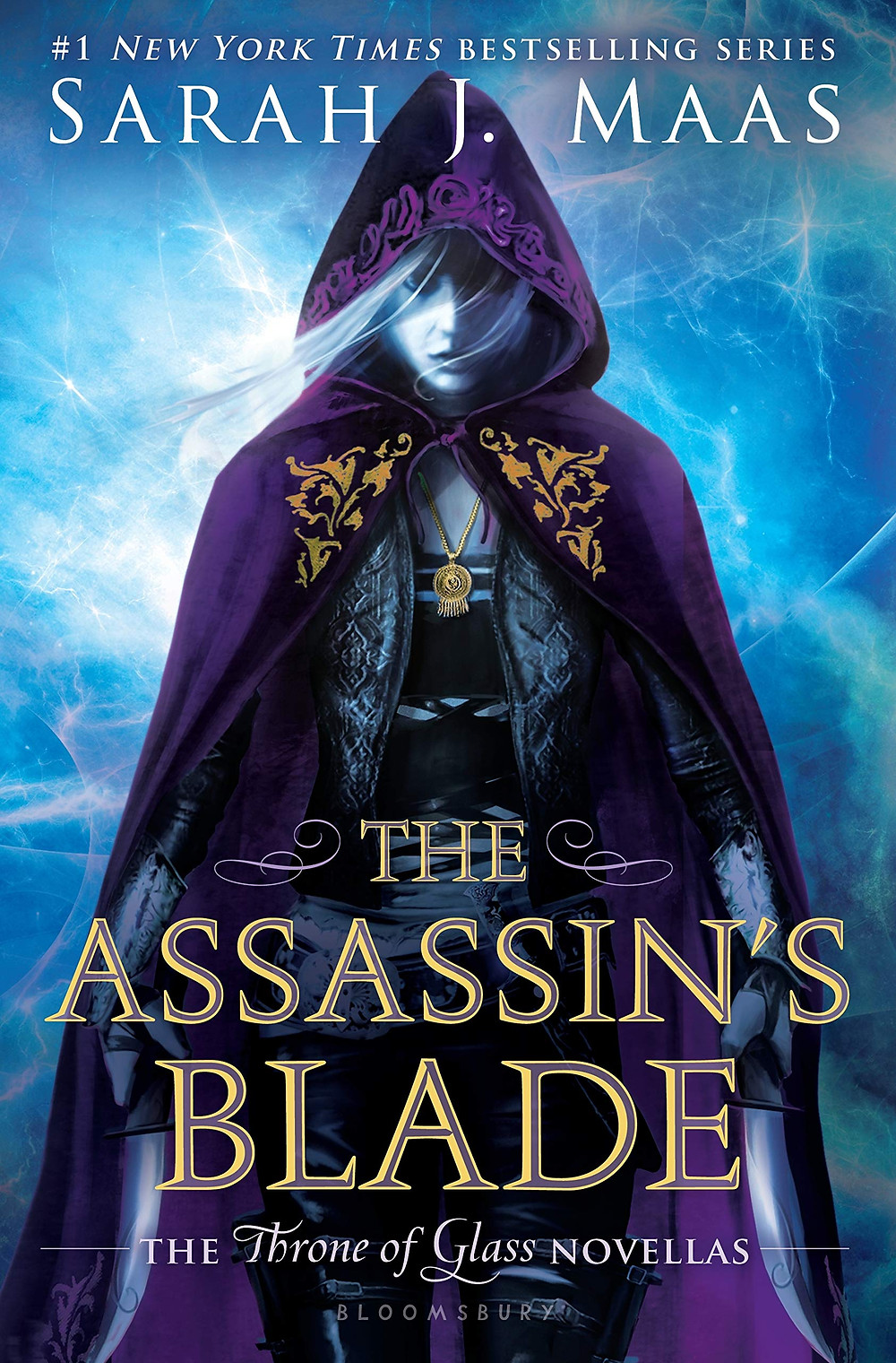 Assassin's Blade Sarah J. Maas Coffee, Book, and Candle