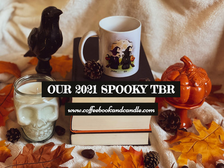 Our 2021 Spooky TBR