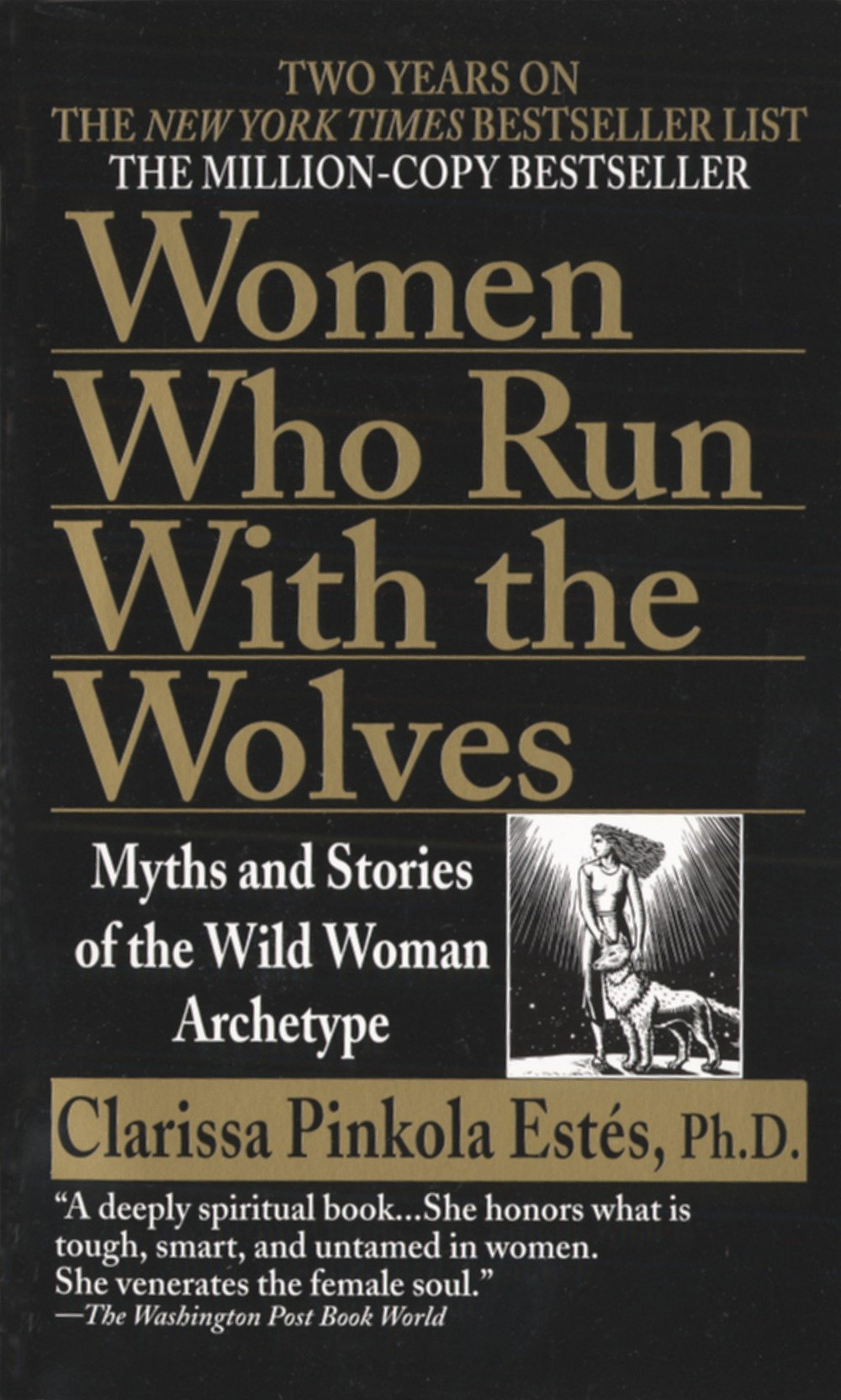 Women Who Run with the Wolves book gift for witches