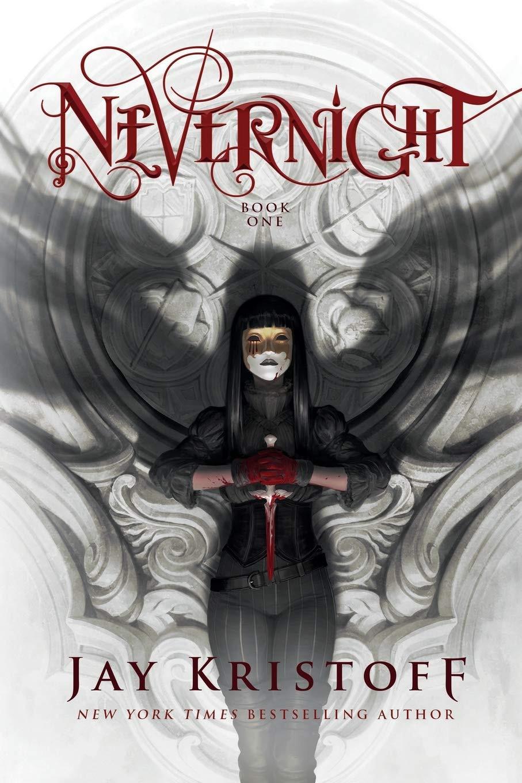 Nevernight Jay Kristoff January TBR list book blog