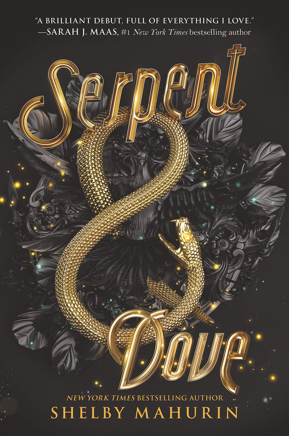 Serpent & Dove book review Coffee, Book, and Candle book blog