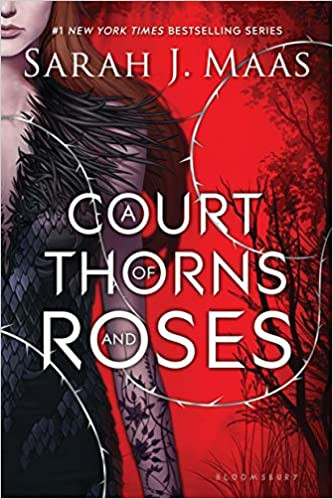 A Court of Thorns and Roses January TBR list book blog