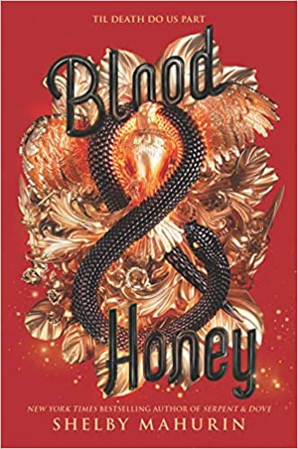 Blood and Honey book review Coffee, Book, and Candle