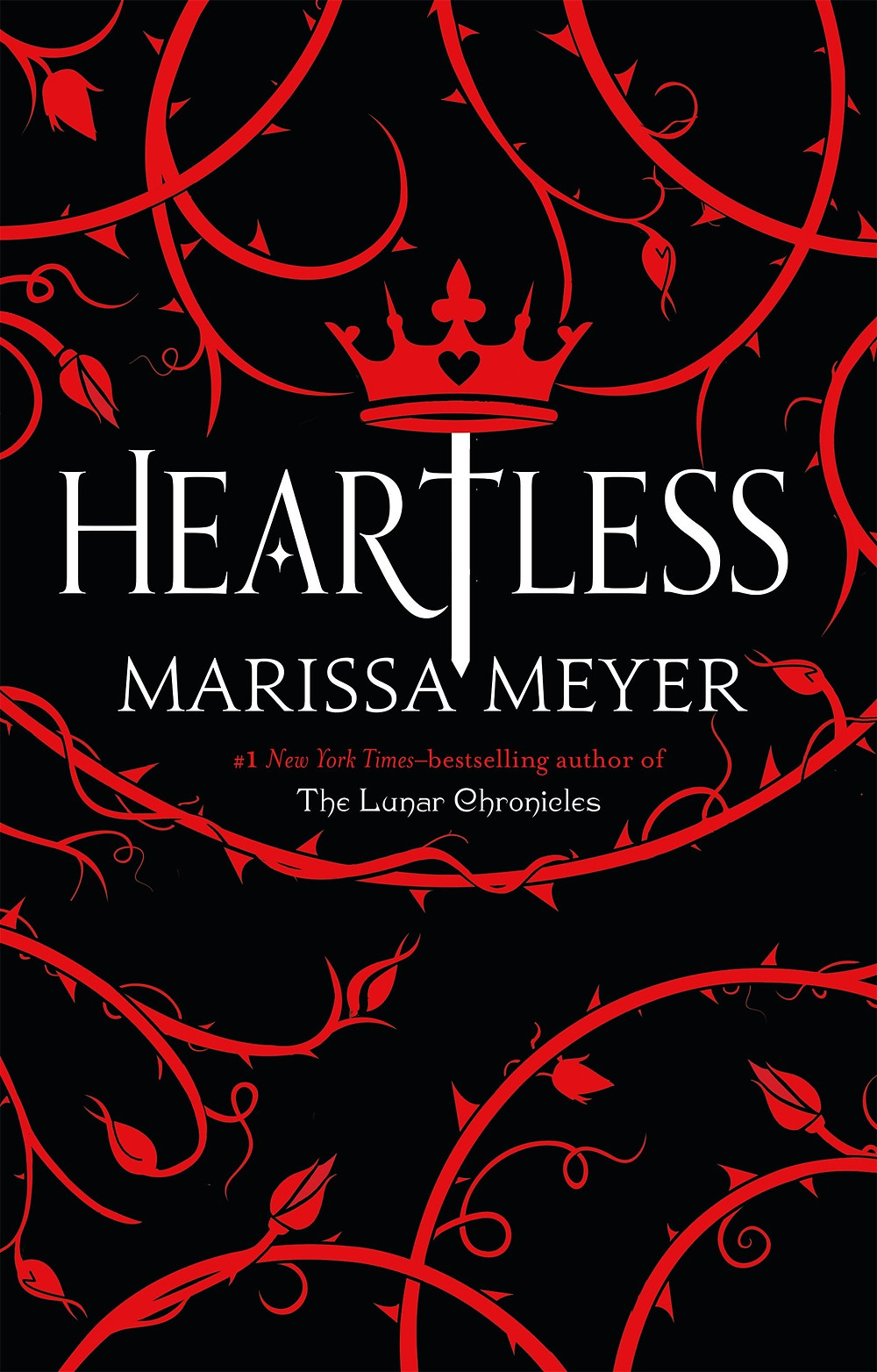 Heartless Marissa Meyer broken hearts Coffee, Book, and Candle