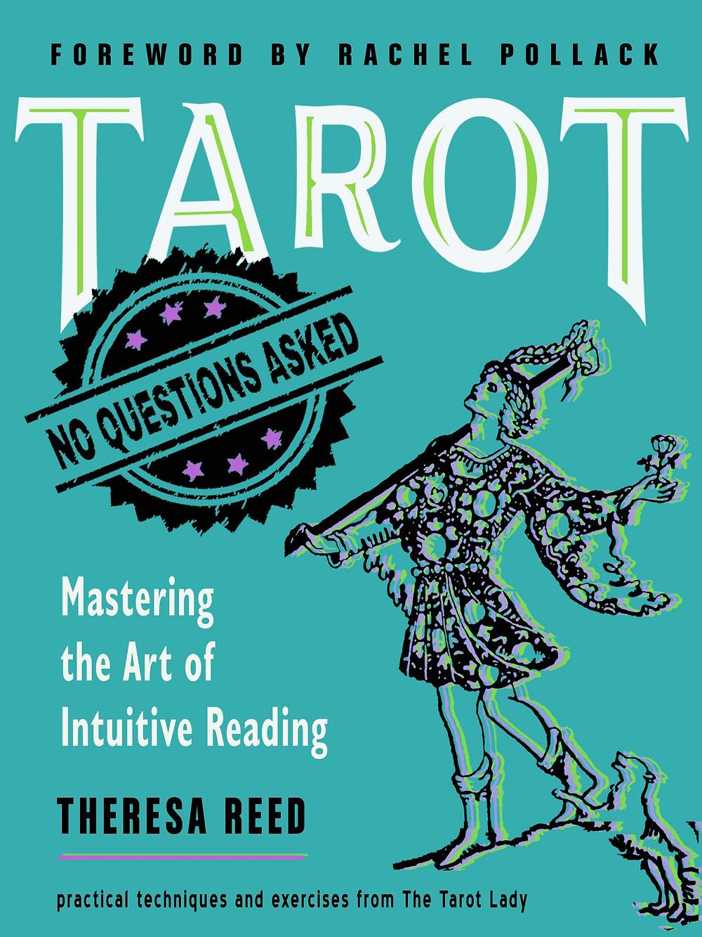 Theresa Reed Tarot book January TBR list