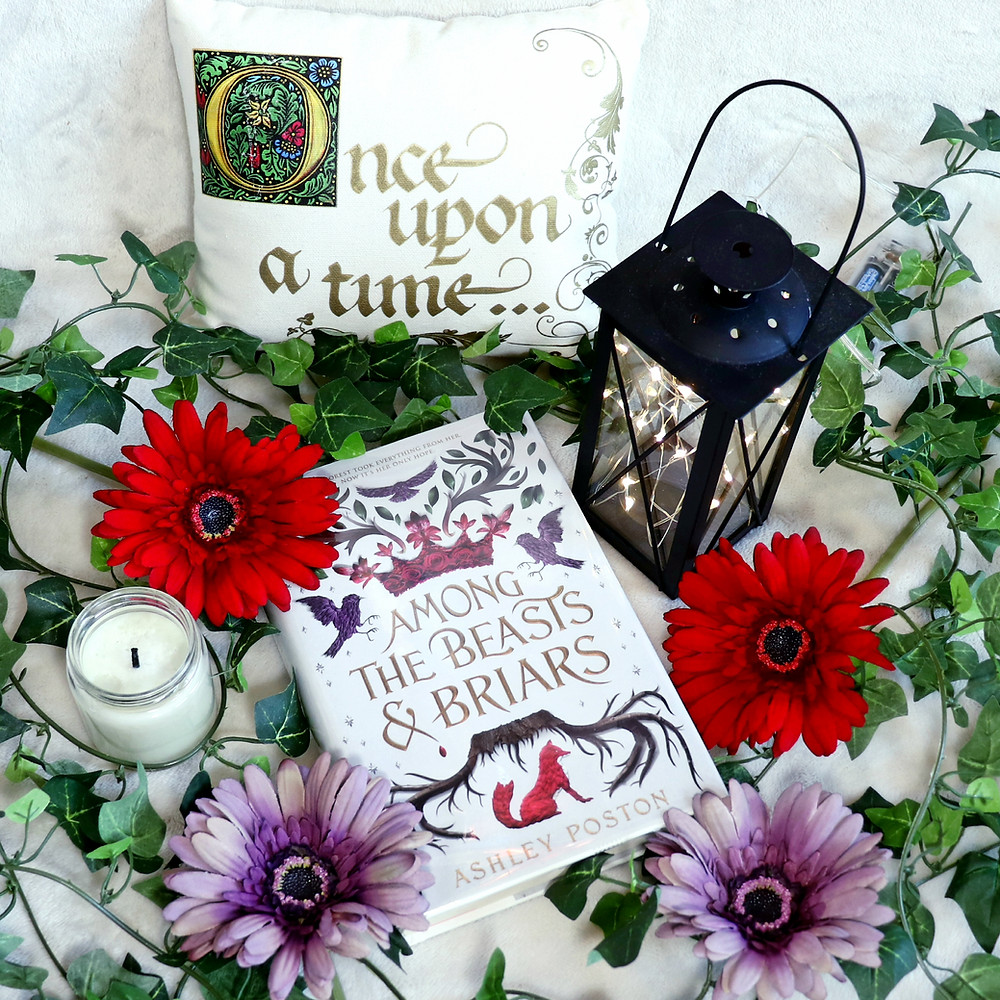 Among the Beasts ad Briars Book Review Coffee, Book, and Candle