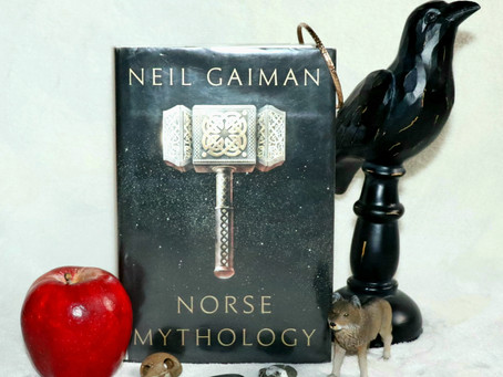 Norse Mythology by Neil Gaiman Review