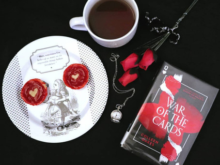 Queen of Hearts Trilogy Review