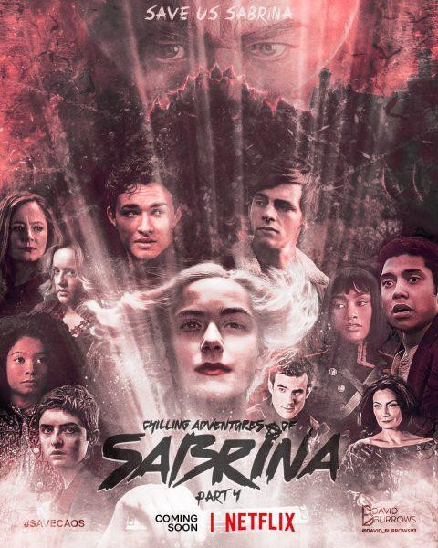 Chilling Adventures of Sabrina review Coffee, Book, and Candle