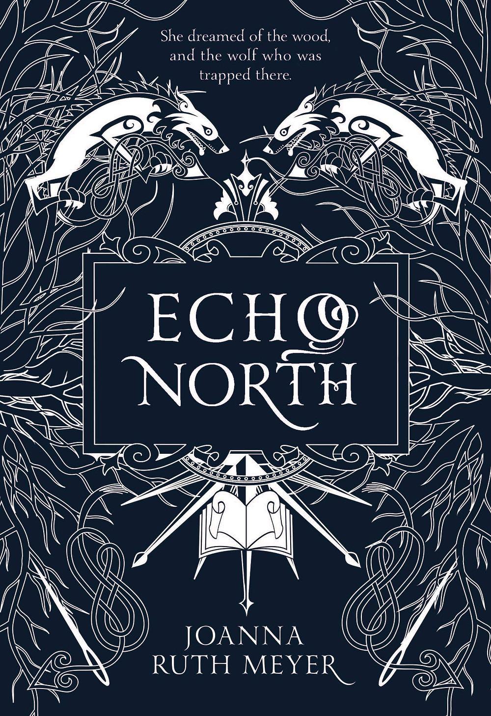 Echo North January TBR list book blog
