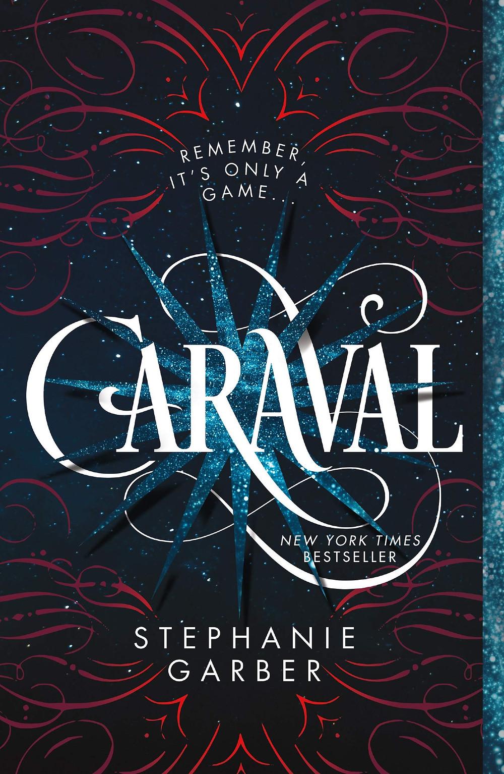 Caraval Stephanie Garber January TBR list book blog