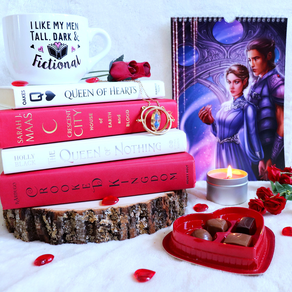 Valentine's Gift Ideas For Book Lovers Coffee, Book, and Candle