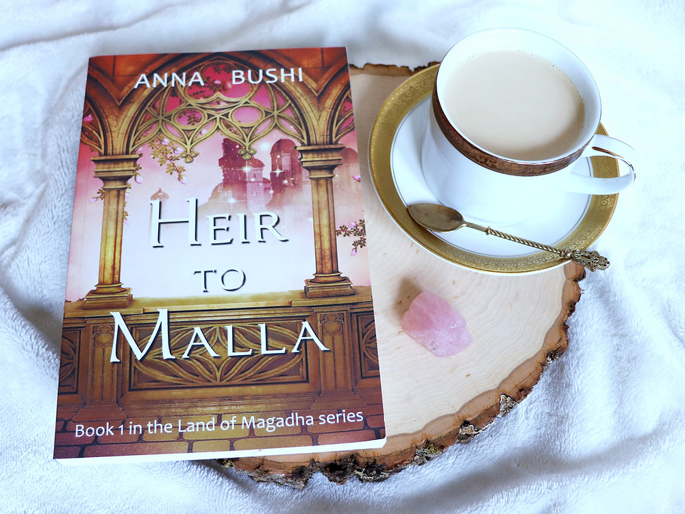 Heir to Malla Coffee, Book, and Candle book review