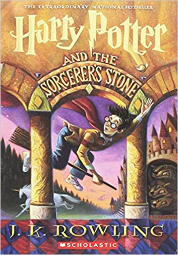 Harry Potter and The Sorcerer's Stone must-read winter book