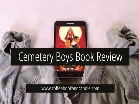 Cemetery Boys Book Review