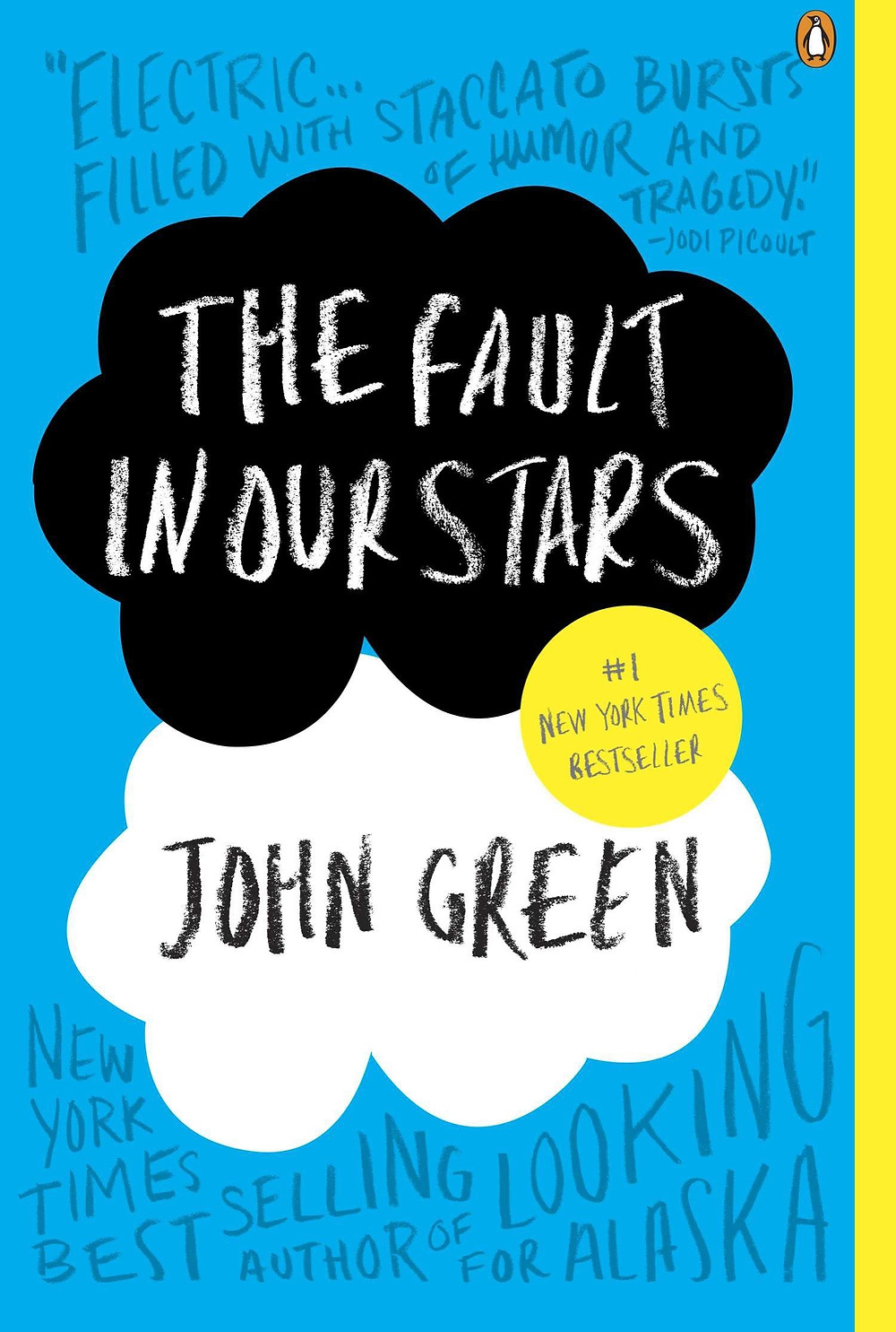 The Fault in Our Stars Coffee, Book, and Candle book blog