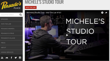 Michele Iorfida-Pensado's Place Studio Tour-Into The Lair #161