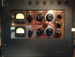 Fairchild 670 Compressor Serial #44