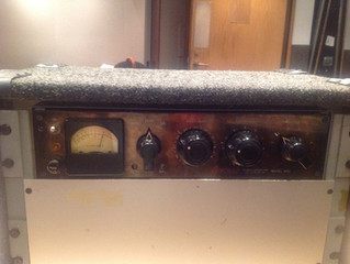 Al Schmitt's Vintage Fairchild 660