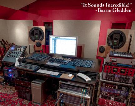 Barrie Gledden - Studio B