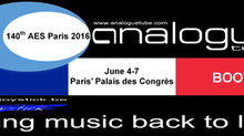 AES Paris 2016! Booth 47