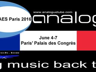AES Paris 2016! Booth 47
