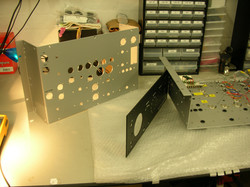 Pre Production chassis AT-1 Limiters