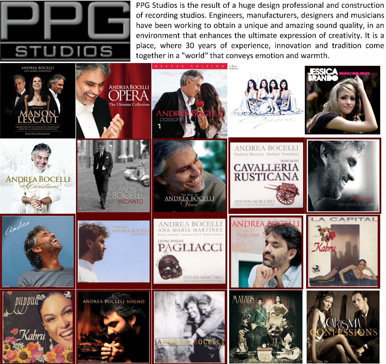 PPG Studios Italy