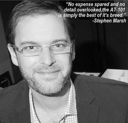 Stephen Marsh - Mastering
