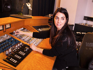 Grammy-Nominated Mastering Engineer Emily Lazar on 2,000 Records, Women in Music & Pranking Audi