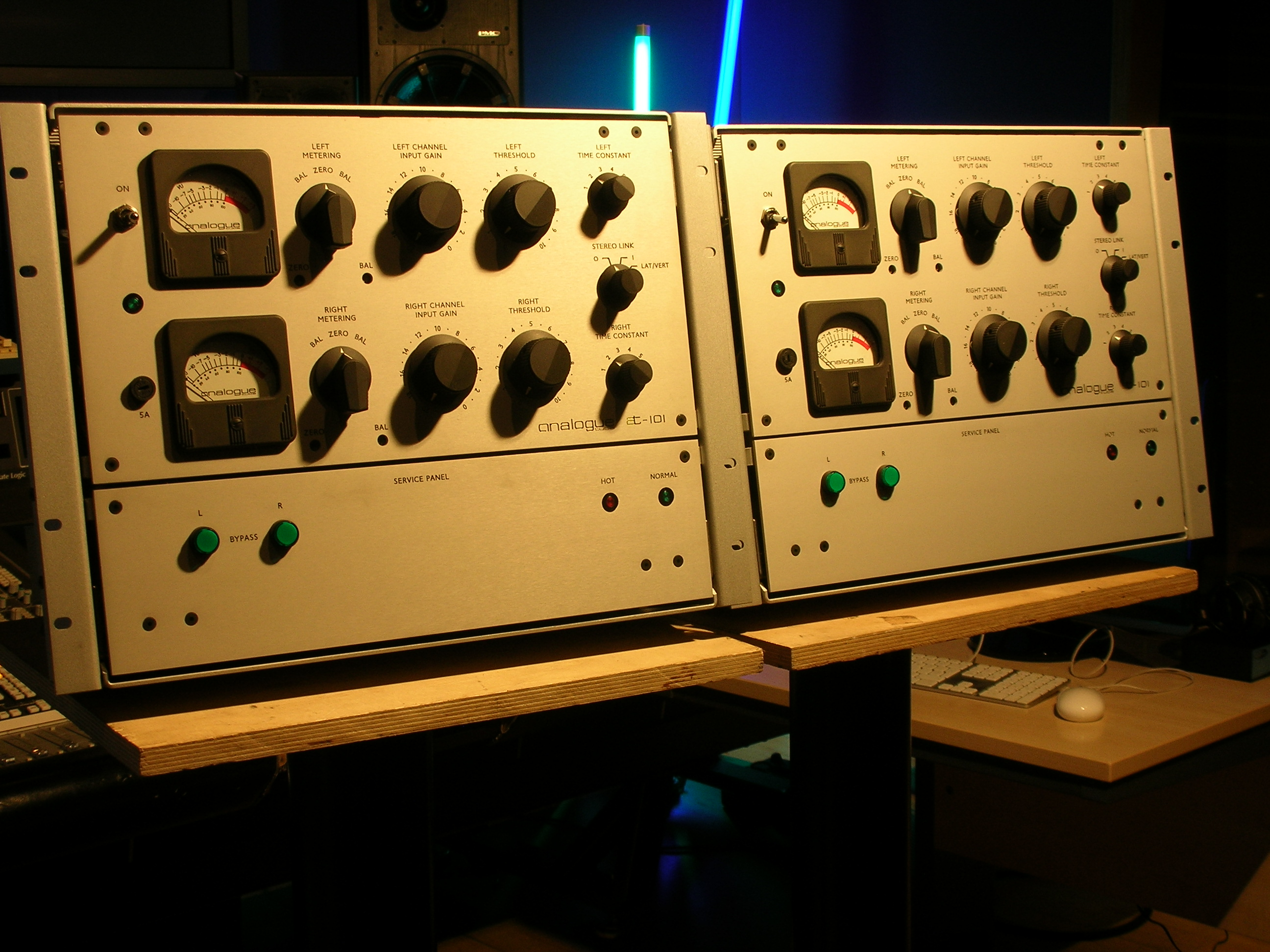 Alex Pizzorni - Dual Stereo AT-101