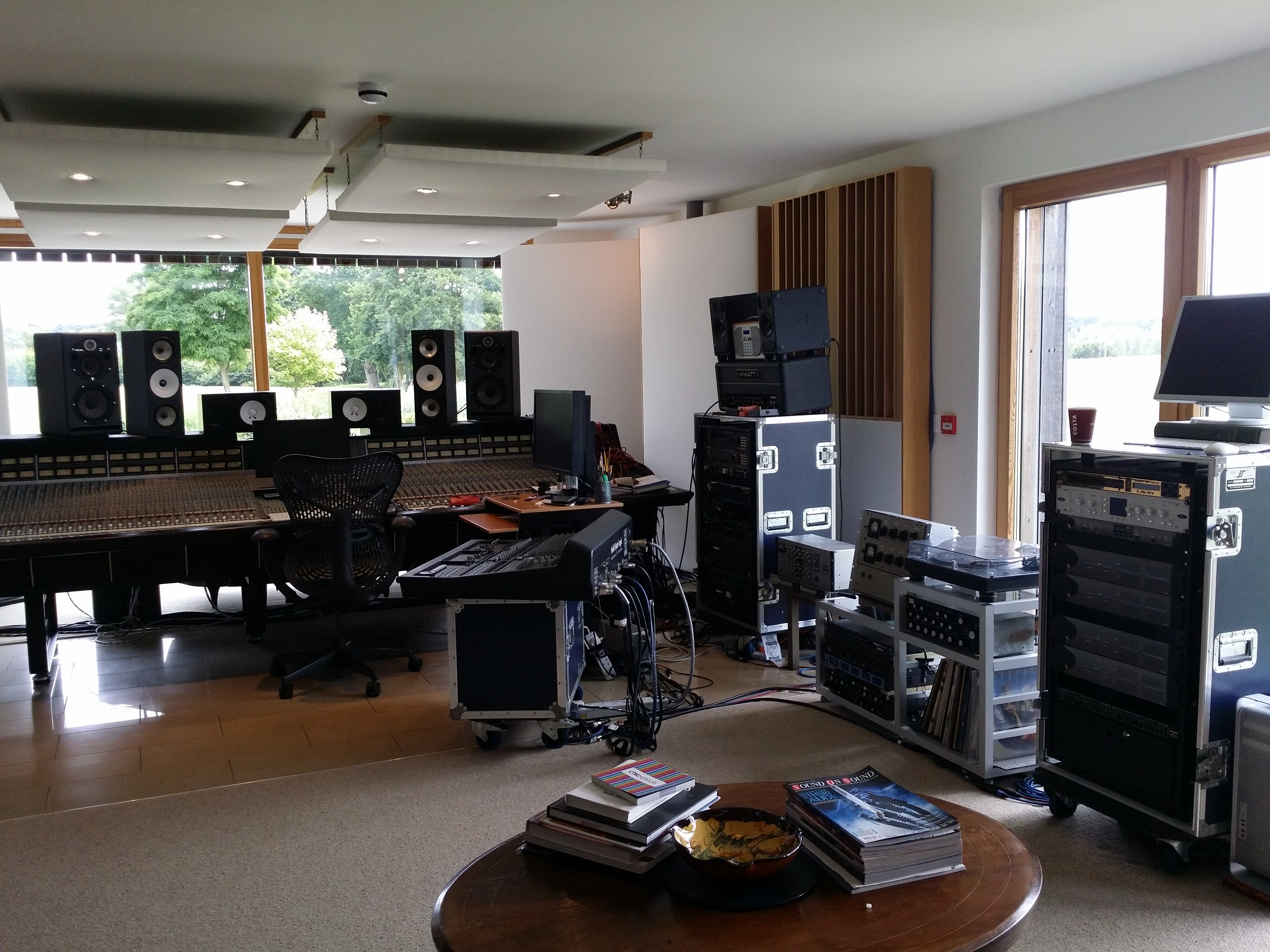 Cenzo Towshend, Decoy Studios