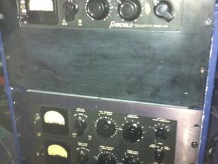 Fairchild 660 Serial #571 Fairchild 670 Serial #812